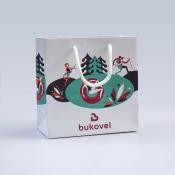 Бумажный пакет Буковель