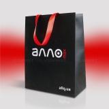 Пакет-сумка бумажный АЛЛО