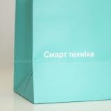 Пакет-сумка бумажный СМАРТ ТЕХНІКА