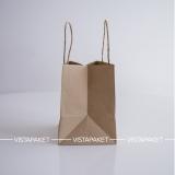 Крафт пакет Вистапакет