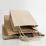 Крафт пакеты Вистапакет