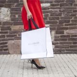 Пакет-сумка бумажный BILLIONAIRE