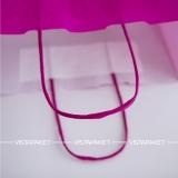 Цветной крафт пакет