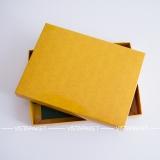 Картонная подарочная коробочка Вистапакет
