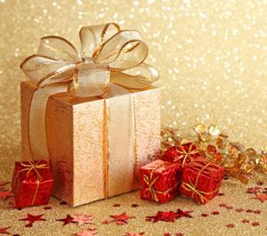 новогодняя и роджественская упаковка