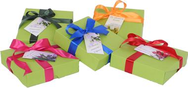 Весняна подарункова упаковка